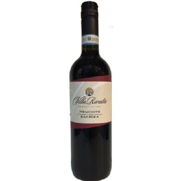 Rødvin Rivalta, Barbera