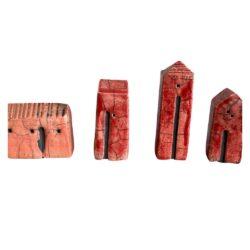 Raku røde huse - dansk keramik og dansk design