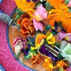 Frø til spiselige blomster