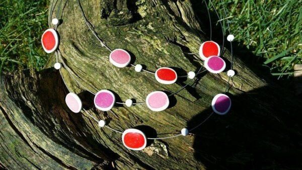 Unik-halskaede-Ikita-roed-rosa