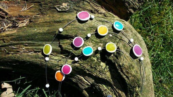 Unik-halskaede-Ikita-mix-farver
