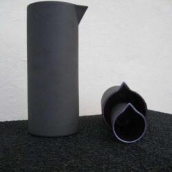 Keramikkande-sort-lilla
