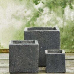 Nadia kube krukker - Nyheder, Udelivet, Havekrukker - B-Green By Callapor