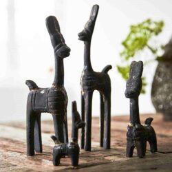 Lykkedyr i jern - Produkter, Brugskunst, Nips til hjemmet - Sika-Design