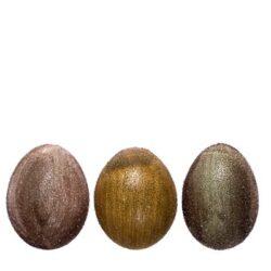 Farvede vagtelæg, hønseæg og gåseæg - Produkter, Påske -
