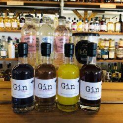 Gin og Tonic pakke - Vin og spiritus, firmagaver og julegaver til ansatte - Knaplund Destilleri