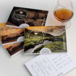 Post a drink fra Egoista Brand - Mandebuketten, Vin og spiritus - Egoista Brand