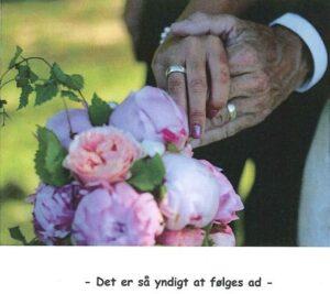 Brudebuket med pæoner, når kærlighed er størst